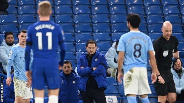 Frank Lampard dipecat