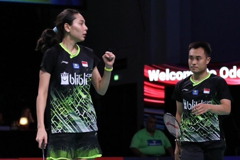 Hafiz Faizal dan Gloria Emanuelle melaju ke perempatfinal
