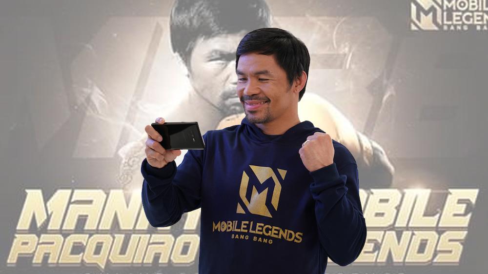 Manny Paquito dan Mobile Legends