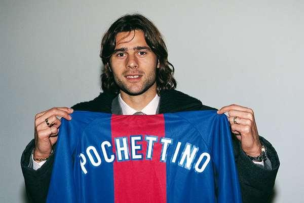 Mauricio Pochettino jadi pemain PSG
