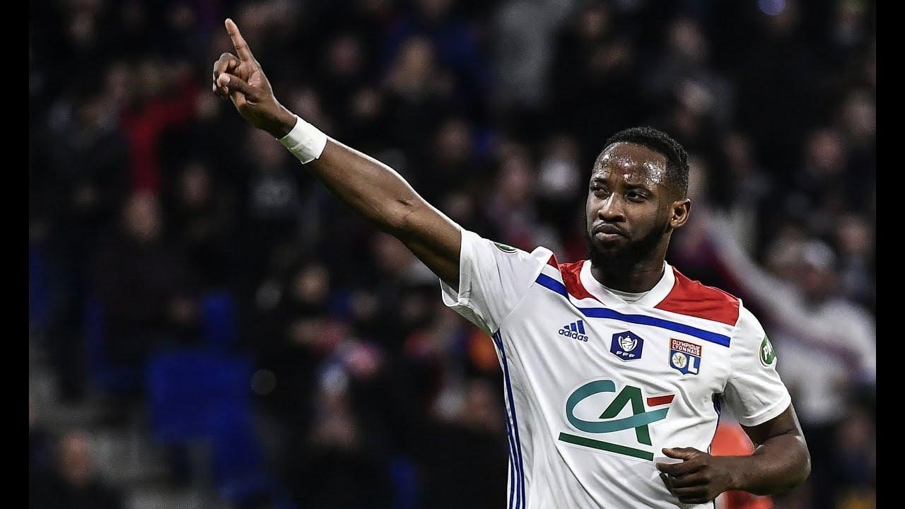Moussa Dembele tinggalkan Lyon