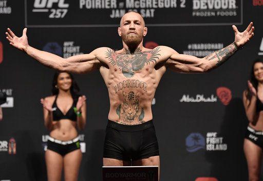 alasan kekalahan Conor McGregor