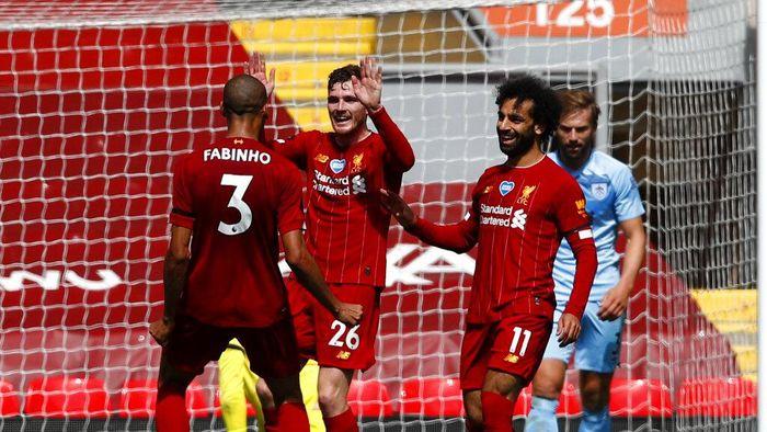 kekalahan Liverpool vs Burnley