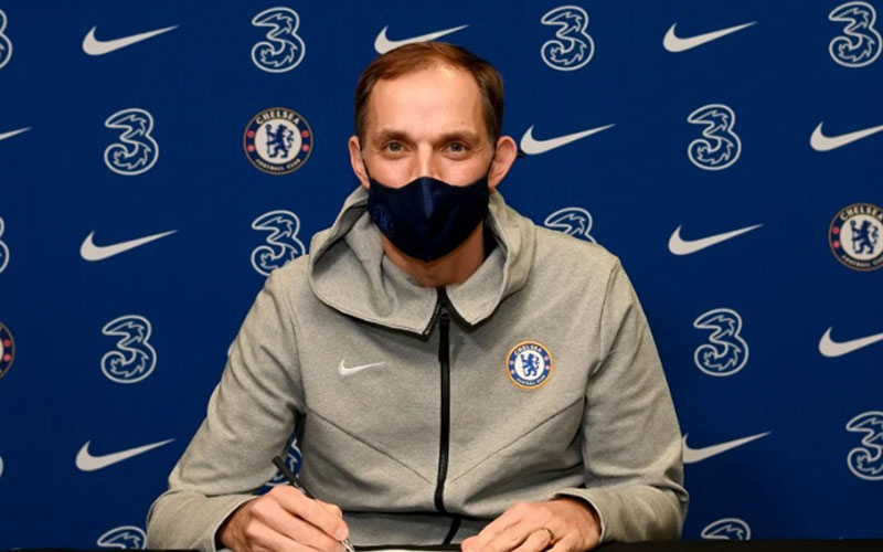 thomas tuchel jadi pelatih baru Chelsea
