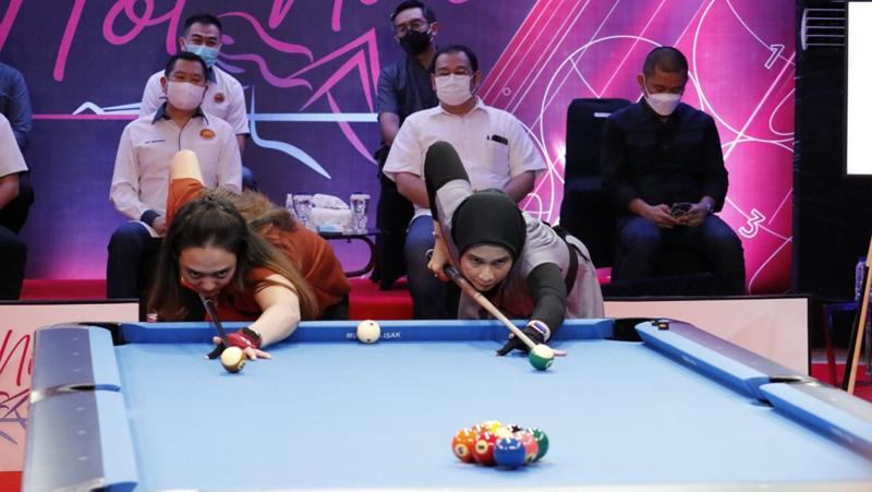 kompetisi 9 ball hot nine