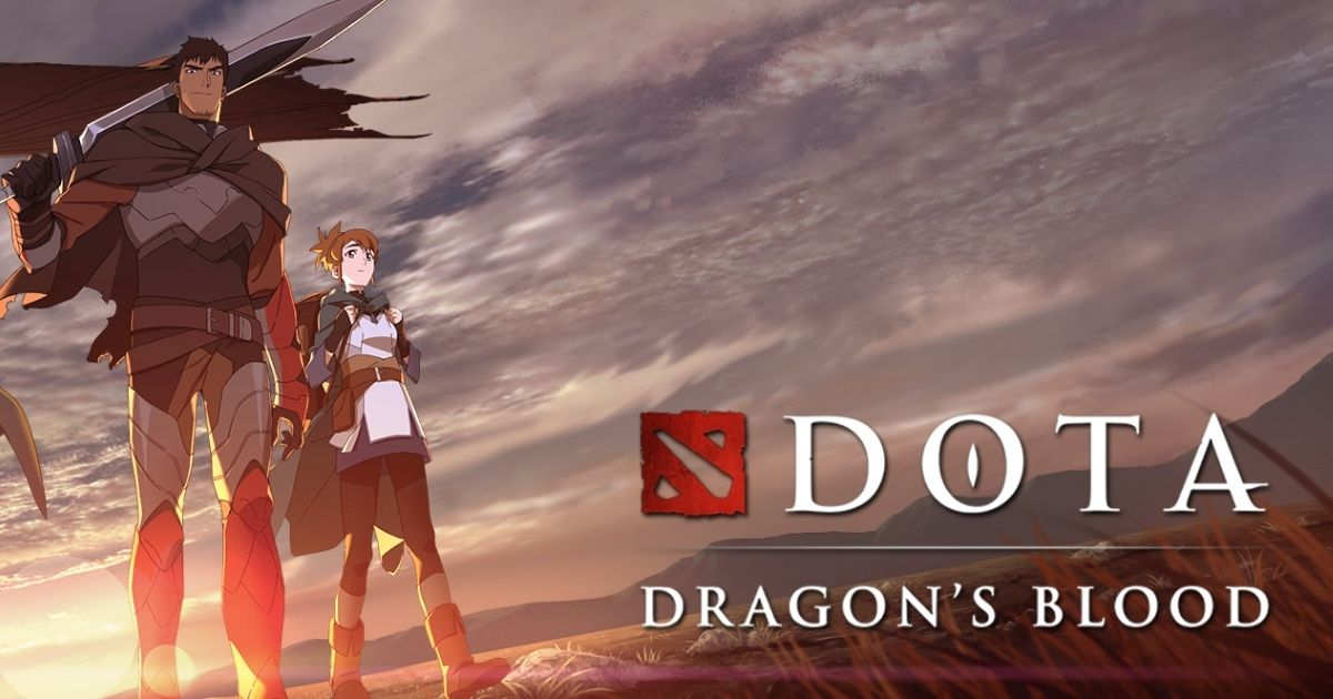 Dota, Dragon's Blood