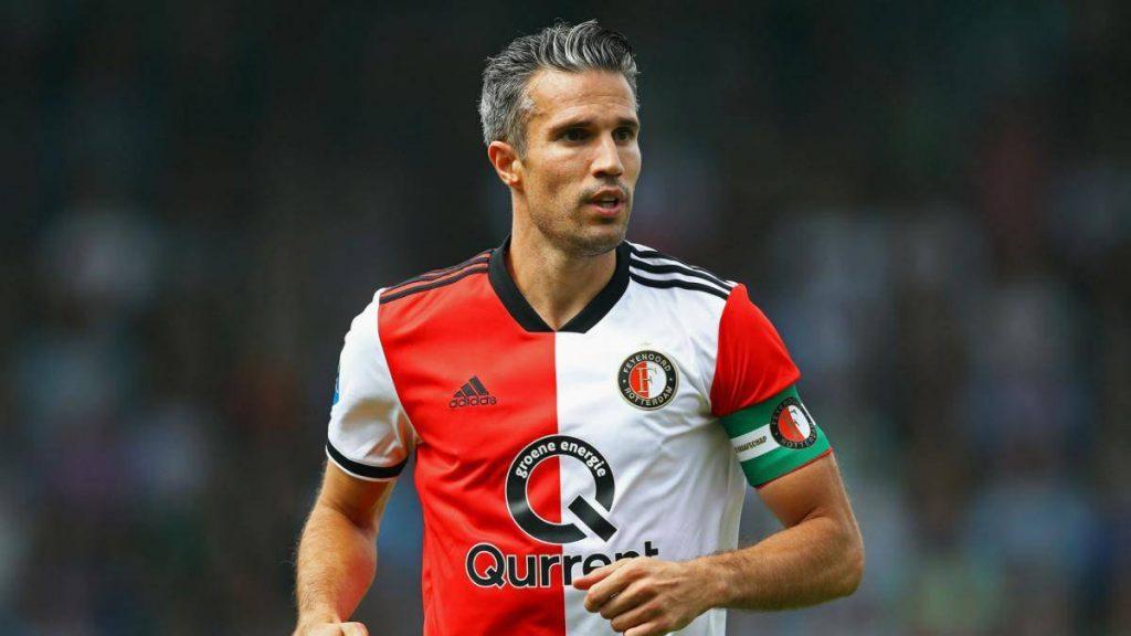 pemain Belanda tersubur di Liga Inggris