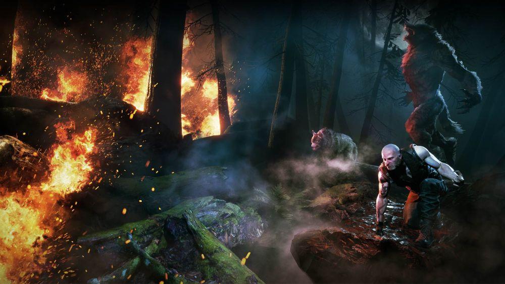 Werewolf, The Apocalypse - Earthblood