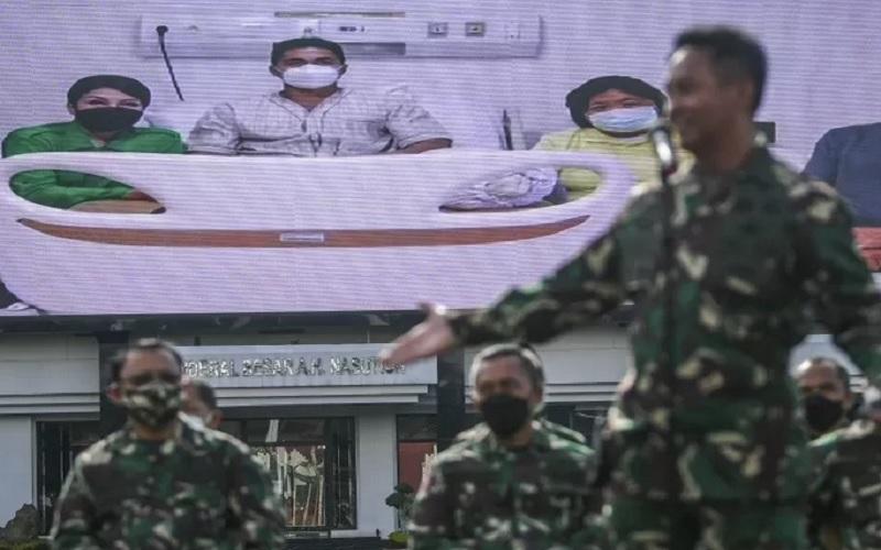 Jenderal TNI, Andika Perkasa