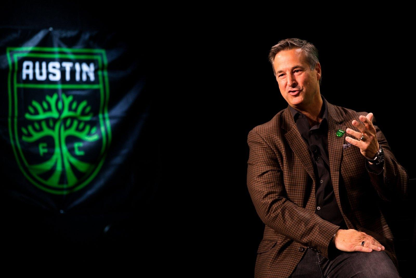 Matthew McConaughey – Austin FC