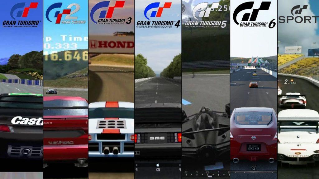 Gran Turismo Series