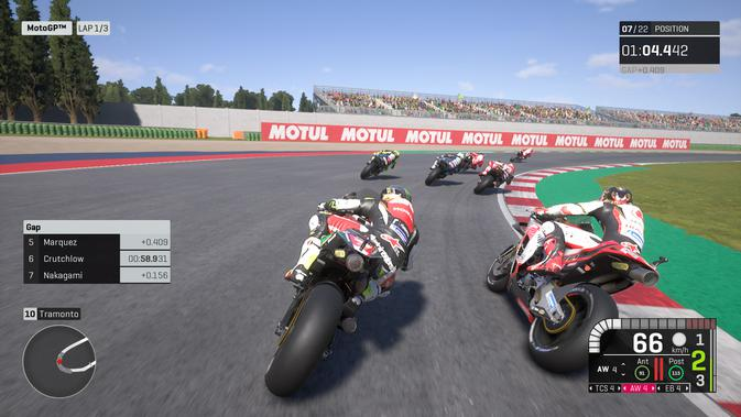 game MotoGP