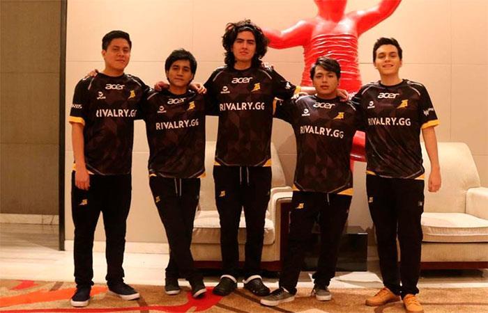Tim Esport Terbaik di ONE Esports Singapore Major 2021