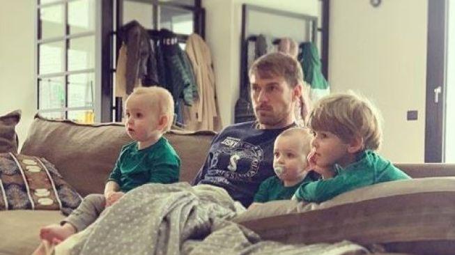 anak kembar Pesepakbola Dunia