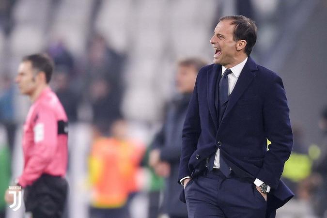 pelatih baru Juventus