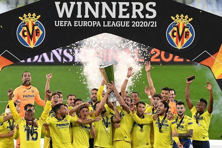 juara Liga Europa 2020-2021
