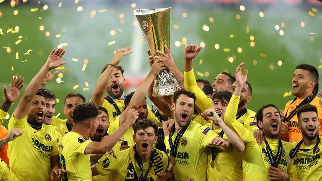 villareal jadi juara Liga Europa 2020-2021