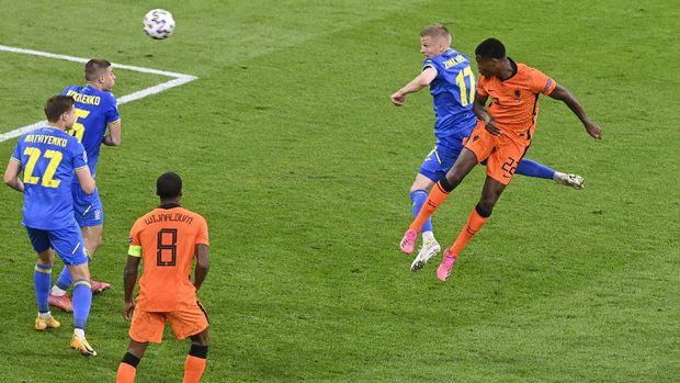 Belanda vs Austria