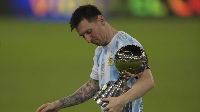 juara Copa America 2021.