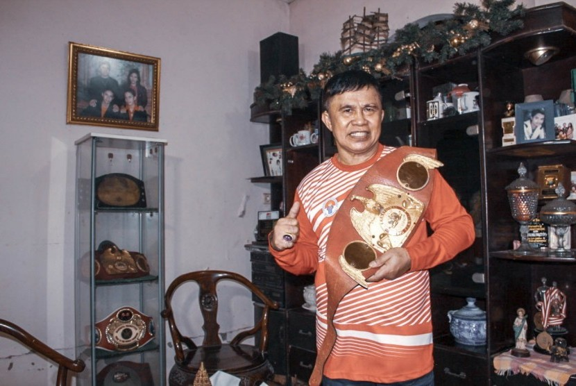 Legenda Tinju Indonesia