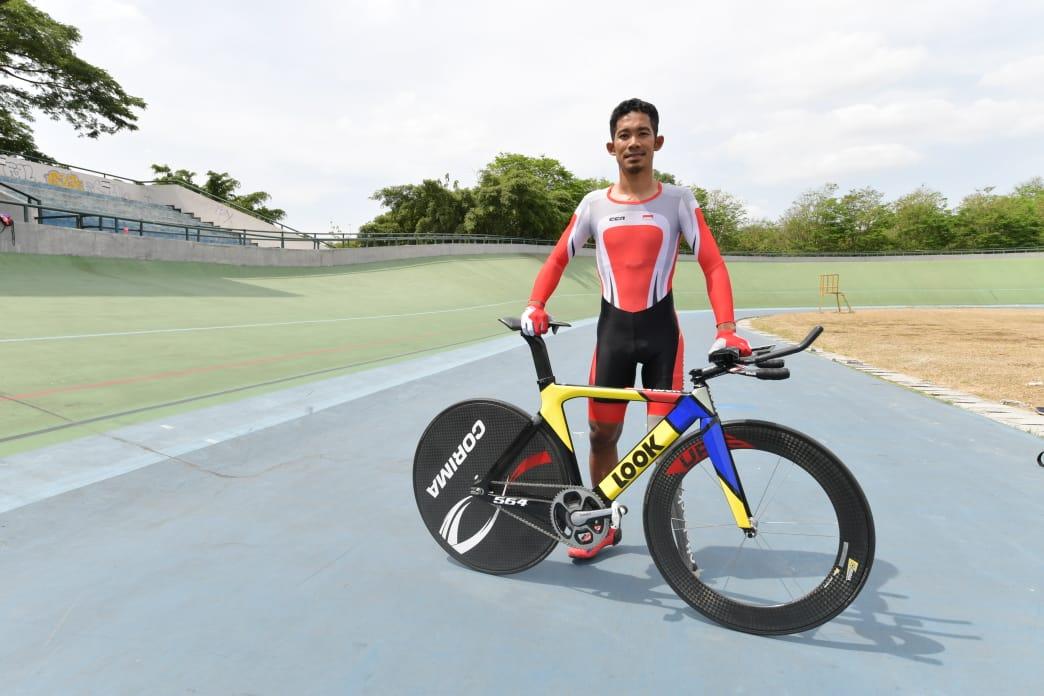 atlet Fadli Imamuddin