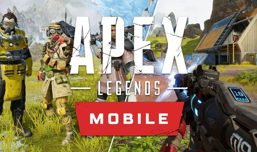 Apex Legends - Jepang dan India