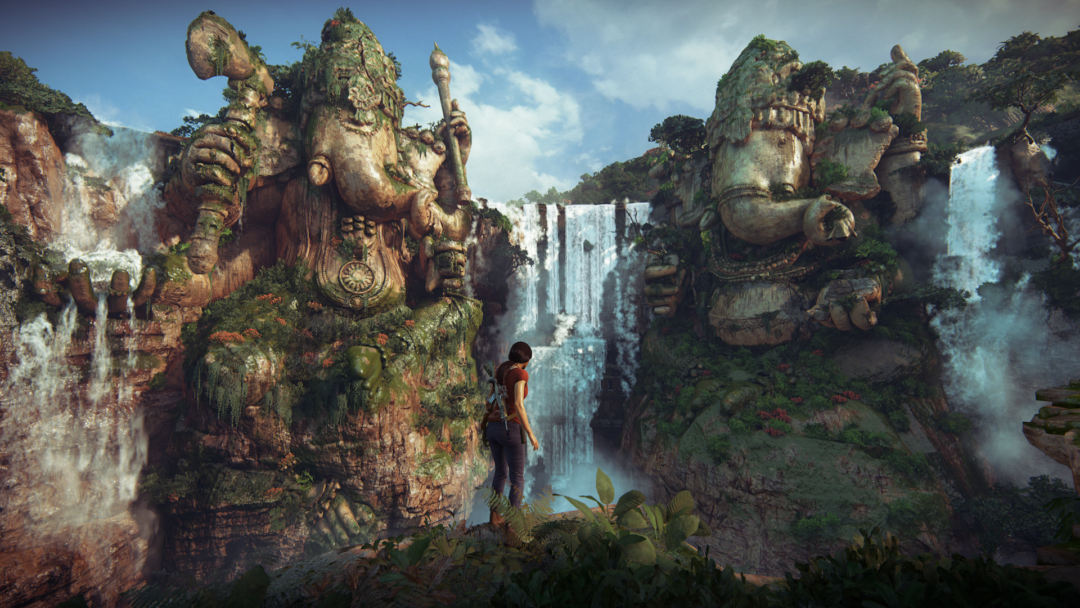 Uncharted, The Lost Legacy – India